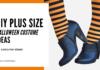 13+ DIY Plus Size Halloween Costume Ideas
