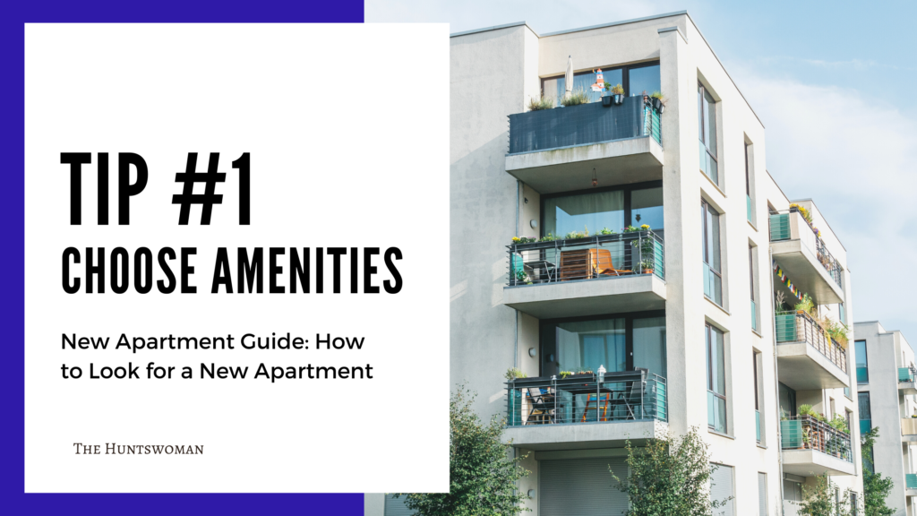 New Apartment Guide: How to Look for a New Apartment