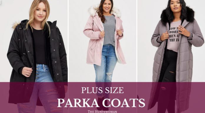 Plus Size Coats for Women Winter Parkas