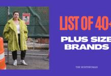 list of plus size fashion brands