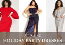 plus size holiday party dresses for 2021