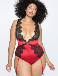 Plus Size SExy Lingerie Flattering